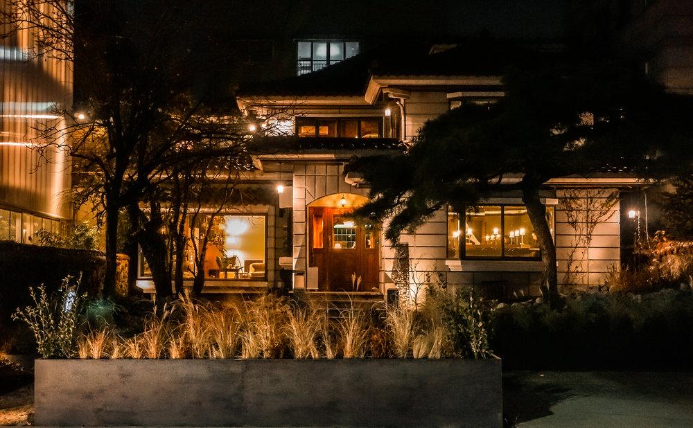 2층 양옥을 개조해 만든 '취향관' ⓒ취향관 홈페이지