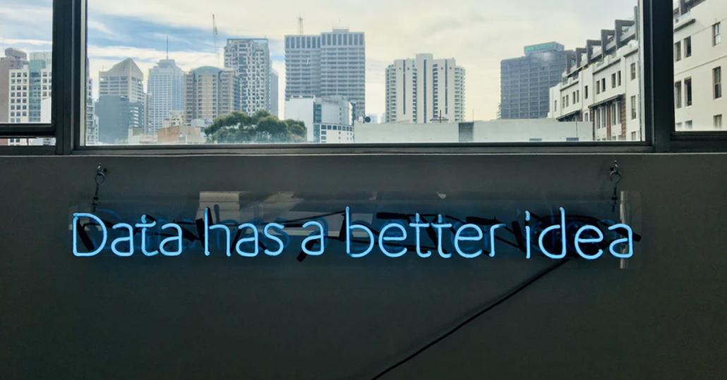 data has a better idea : 데이터 분석은 목적이 아닌 수단 (이미지 출처 : unsplash)