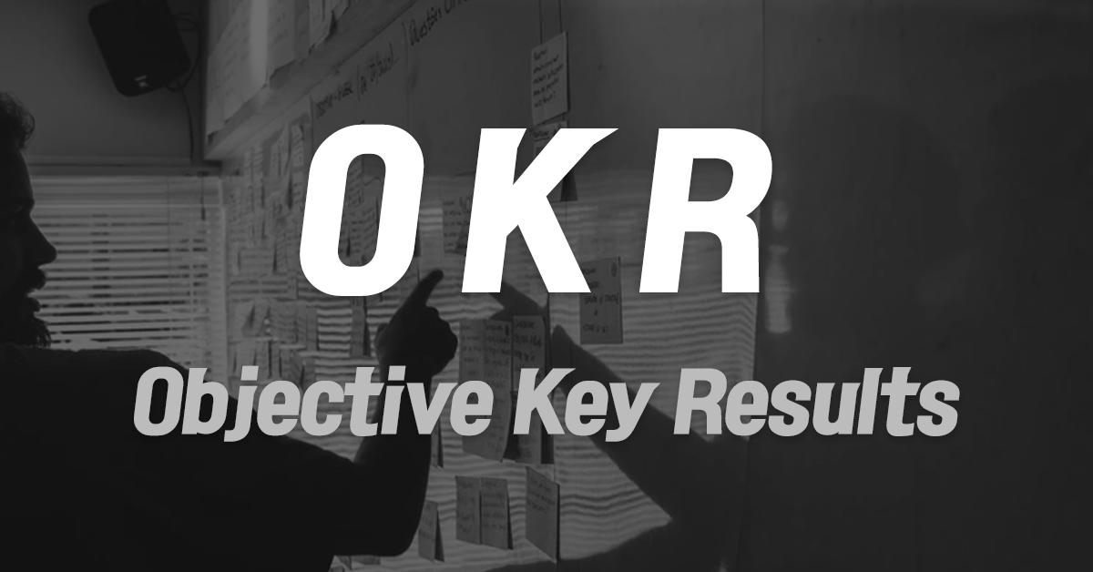 OKR 성과관리